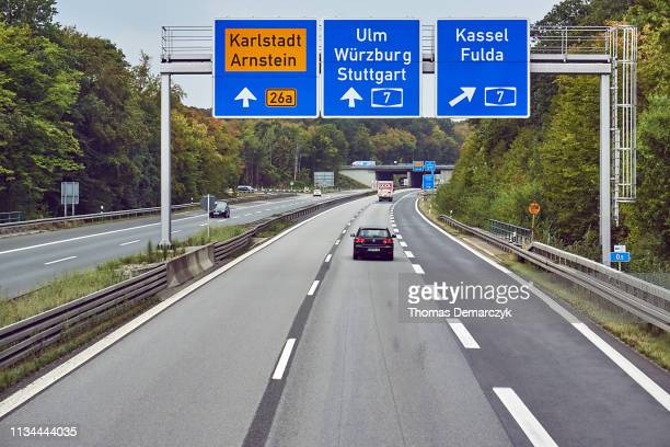 highway - baden württemberg stock pictures, royalty-free photos & images