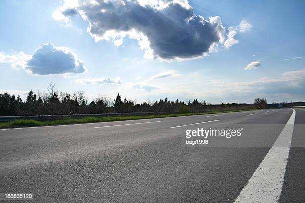 highway - rushing the field stock pictures, royalty-free photos & images