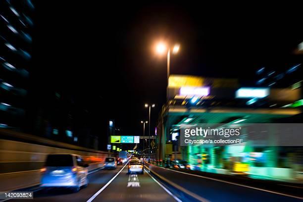 Highway, Setagaya Ward, Tokyo Prefecture, Honshu, Japan