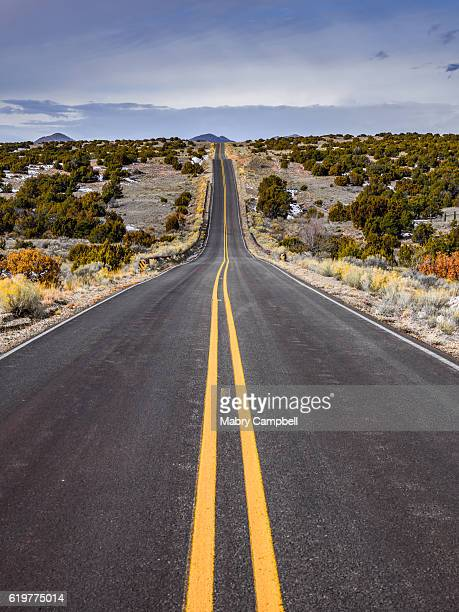 Highway To the Mountains of New Mexico