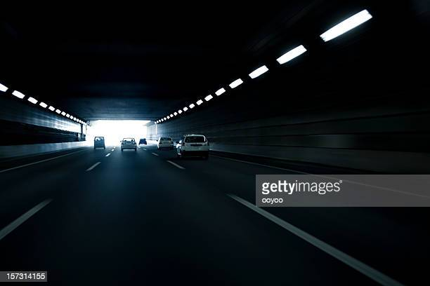 highway tunnel - thruway stock pictures, royalty-free photos & images