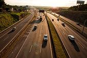 highway urban traffic