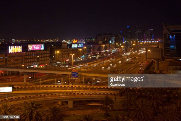 Highways in Dubai