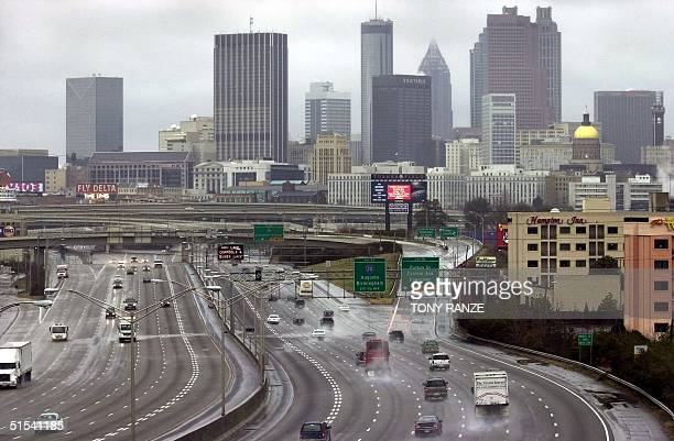 Highways leading into and out of downtown Atlanta GA remain open under icy conditions 29 January 2000 The Tennessee Titans will play the St Louis...