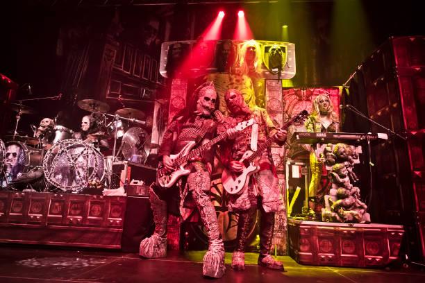DEU: Lordi Perform In Berlin