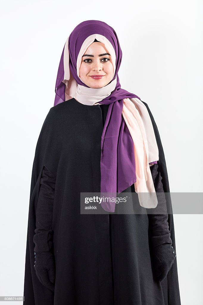 Hijab Fashion : Stock Photo