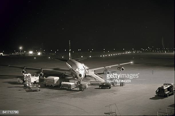 Hijacked ElAl Aircraft Returns to Israel from Algeria