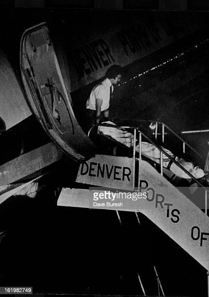 APR 18 1976 APR 19 1976 ***** Hijackings and Hijackers Denver