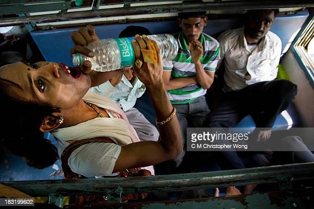 CONTENT] Hijras or eunuchs came on the second class carriage asked passengers for money and even one mouthful of water
