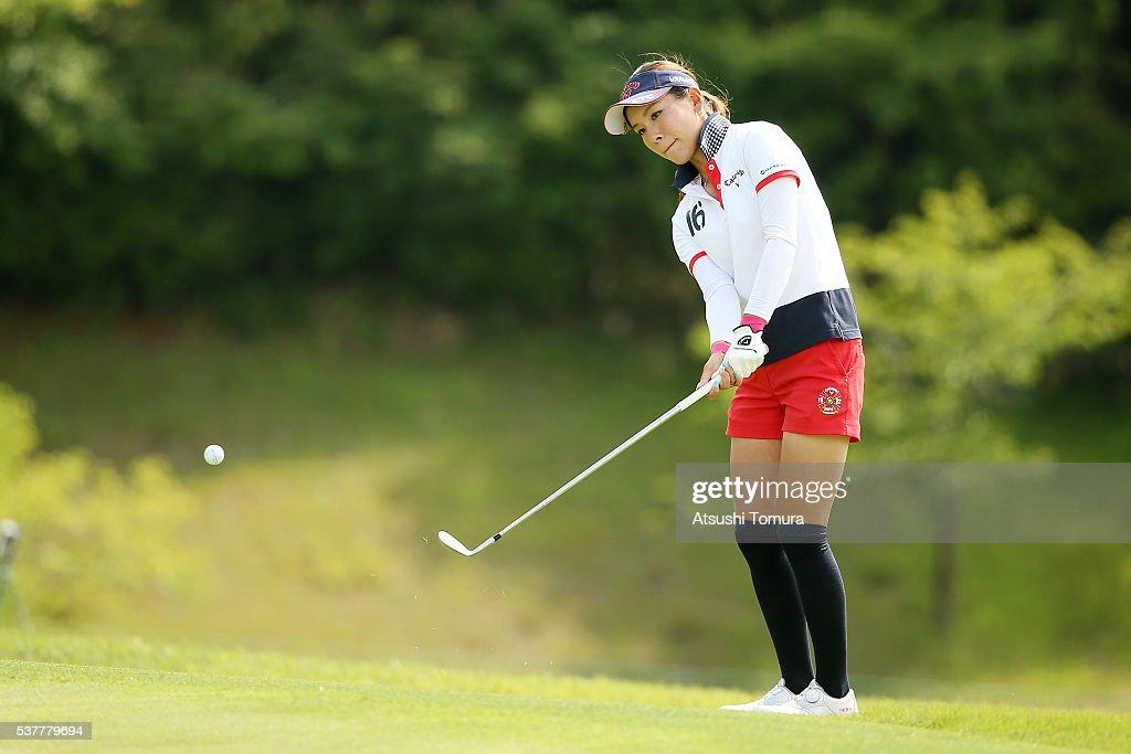 所属はレオパレスリゾート・グアム!練習の環境に恵まれたゴルフ選手