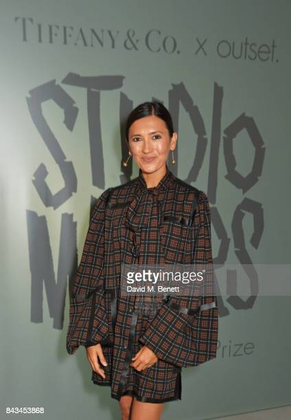 Hikari Yokoyama attends The 2017 Tiffany Co and Outset Studiomakers Prize at The Vinyl Factory on September 6 2017 in London England