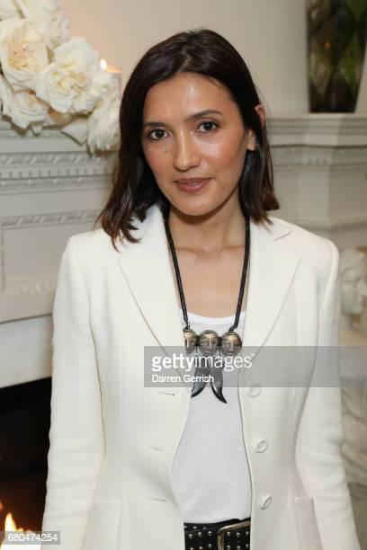 Hikari Yokoyama attends the Clos19 Launch Dinner #Clos19Moments on May 8 2017 in London England