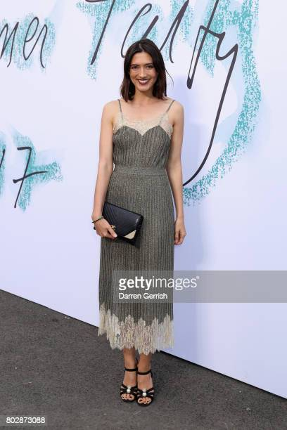 Hikari Yokoyama attends the Summer Party 2017 presented by Serpentine and Chanel at The Serpentine Gallery on June 28 2017 in London England