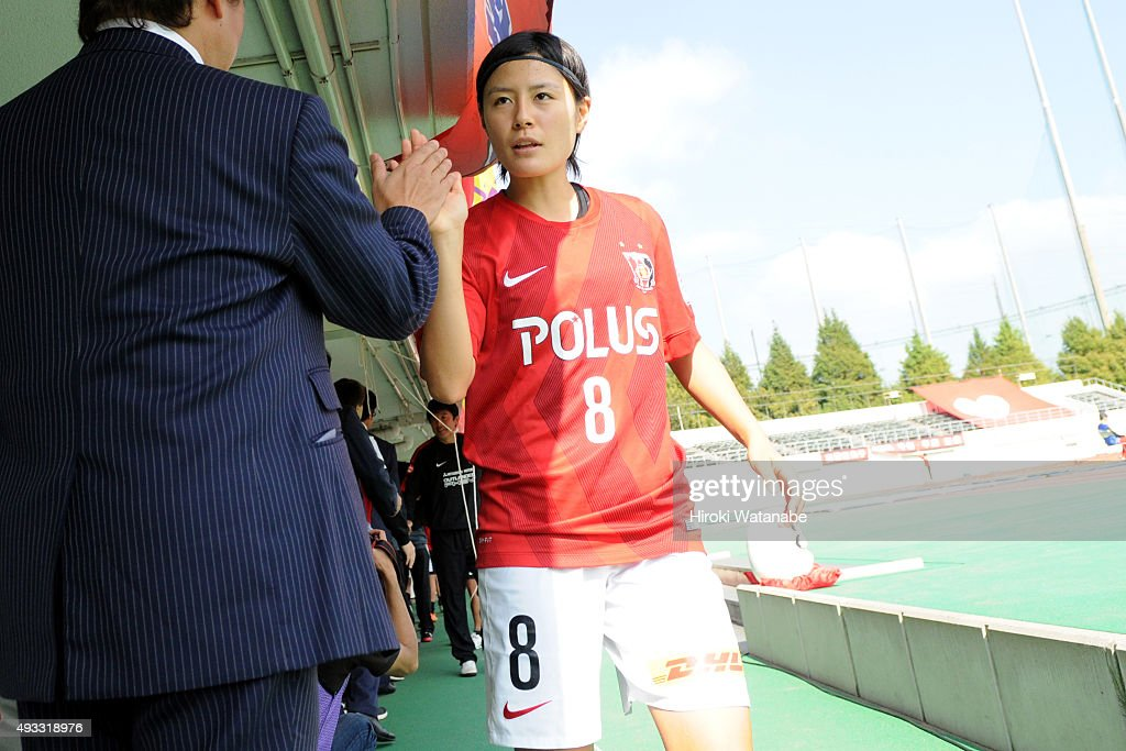 Urawa Red Diamonds Ladies v NTV Beleza - Nadeshiko League : News Photo