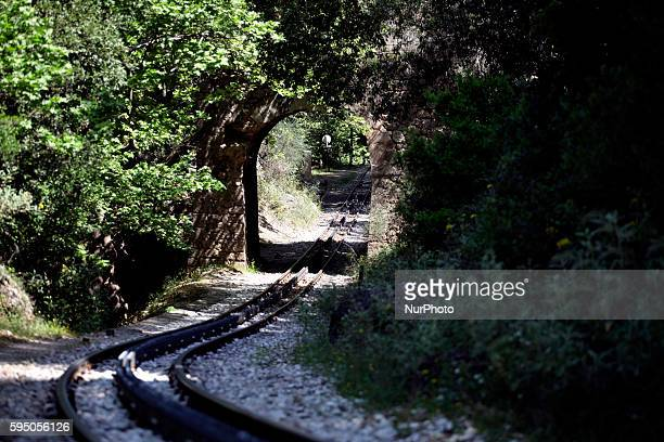 Hike through the gorge of Vouraikos. The train starts from Diakofto, the rack railway runs through the gorge of Vouraikos and terminates in...