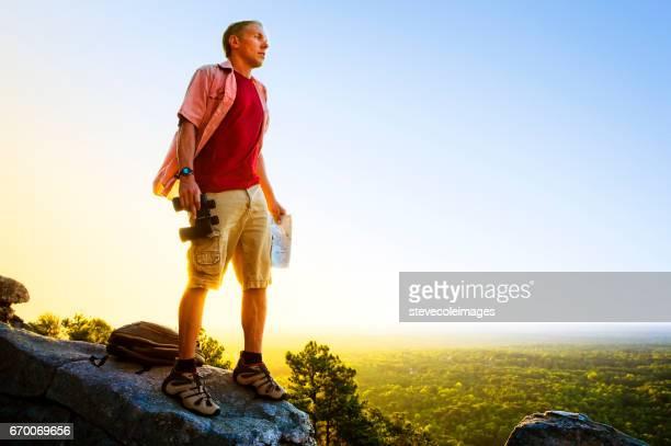 Wanderer, betrachten