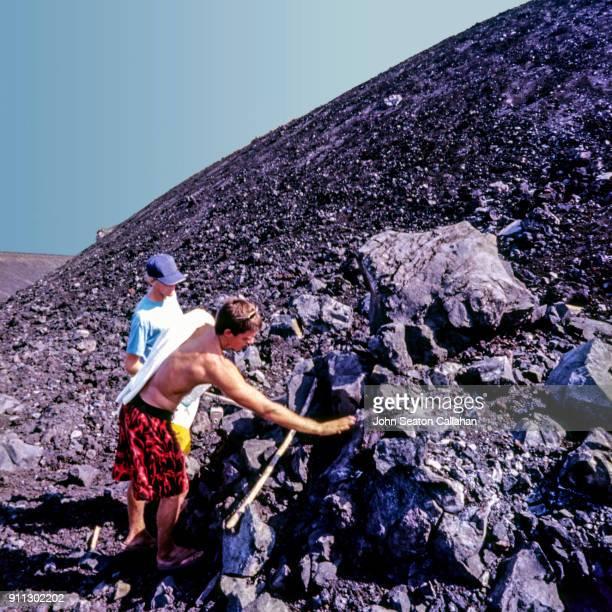 Hiking Anak Krakatoa Volcano