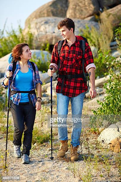 Hiking and love