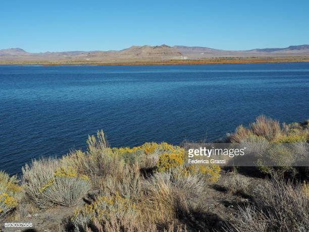 Hiking Around Pyramid Lake, Nevada