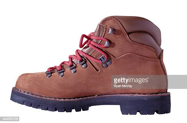 hiking boot - hiking boot stock pictures, royalty-free photos & images