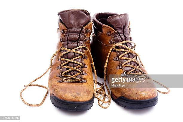 hiking boots - hiking boot stock pictures, royalty-free photos & images