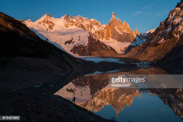 Hiking in Argentina's Patagonia
