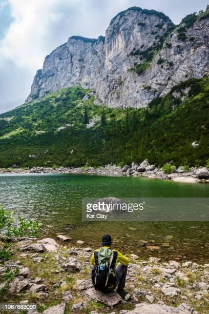 Hiking in Durmitor National Park, Montenegro