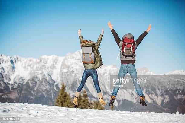 Excursionismo es bueno para el alma