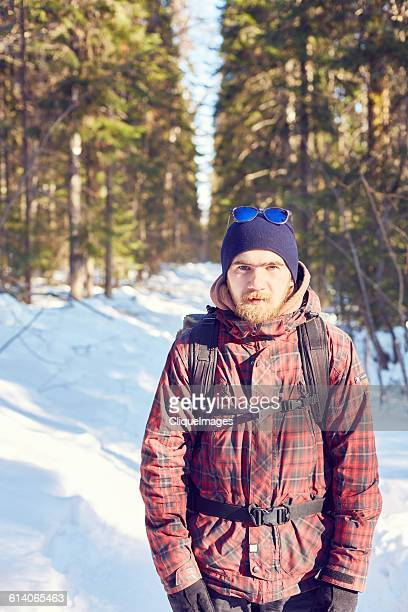 hiking man - cliqueimages stock pictures, royalty-free photos & images