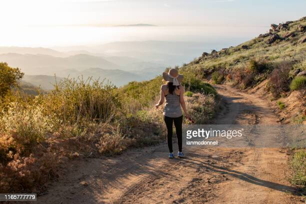 hiking - san diego stock pictures, royalty-free photos & images