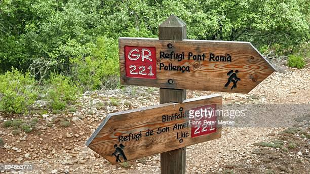 Hiking Trail GR 221, Tramuntana Mountains, Majorca