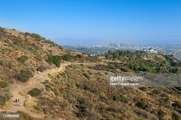 Hiking Trail, Griffith Park, Los Angeles