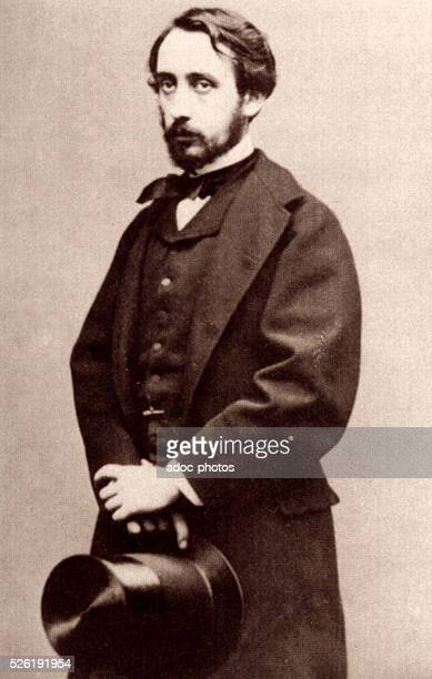 Hilaire Germain Edgar de Gas called Edgar Degas French painter and sculptor Ca 1865