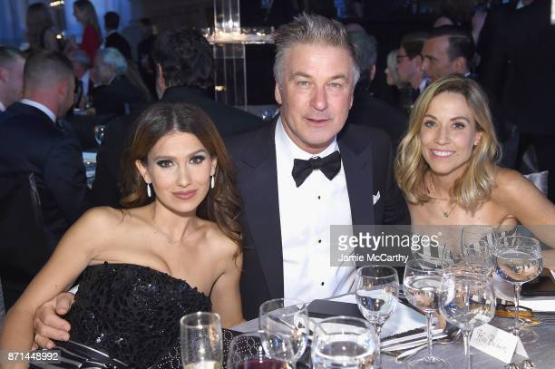 Hilaria Baldwin Alec Baldwin and Sheryl Crow attend the Elton John AIDS Foundation Commemorates Its 25th Year And Honors Founder Sir Elton John...