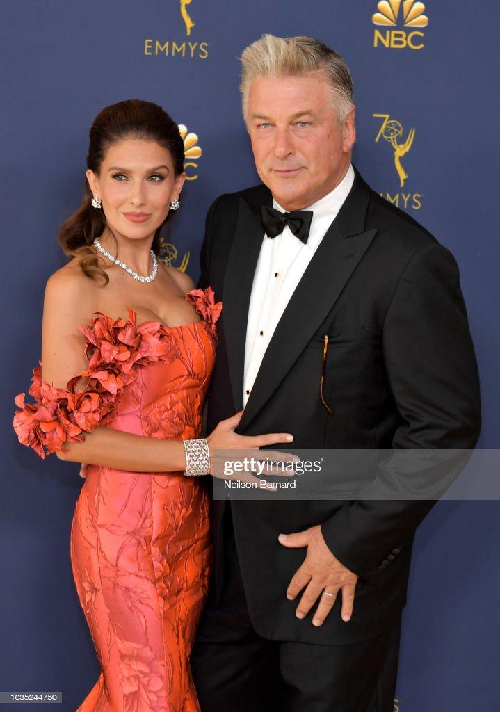70th Emmy Awards - Arrivals : Nachrichtenfoto