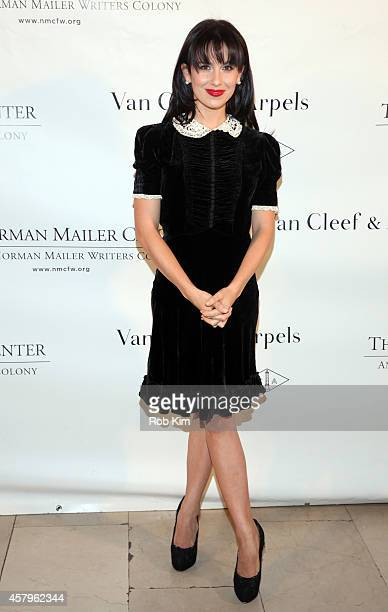 Hilaria Baldwin at the Sixth Annual Norman Mailer Center and Writers Colony Benefit Gala Honoring Don DeLillo Billy Collins and Katrina vanden Heuvel...