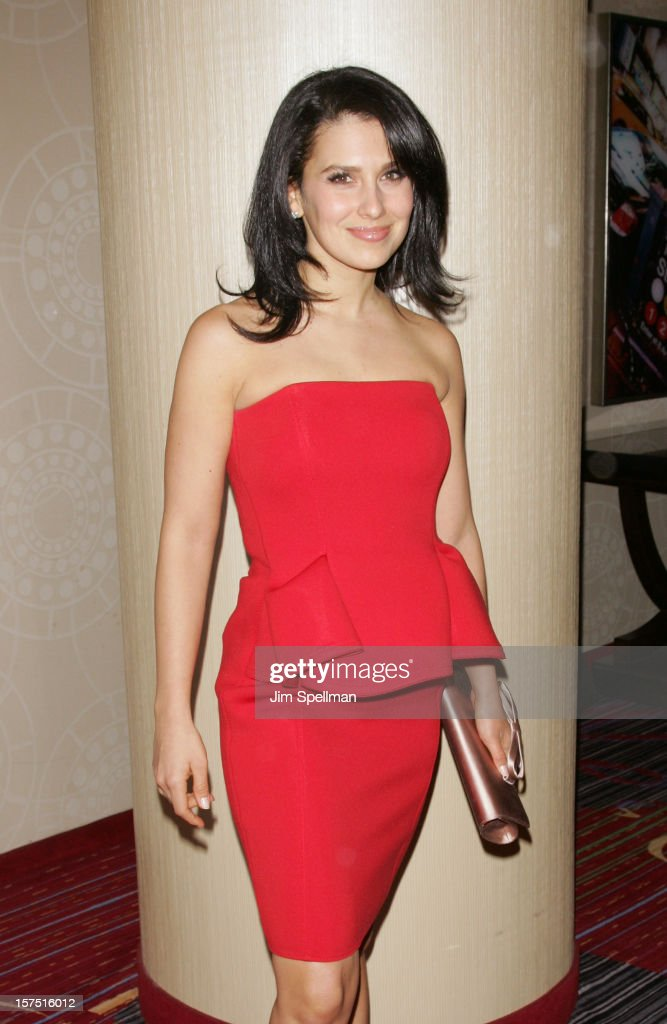 Hilaria Baldwin attends 2012 Ripple Of Hope Gala at The New York Marriott Marquis on December 3, 2012 in New York City.
