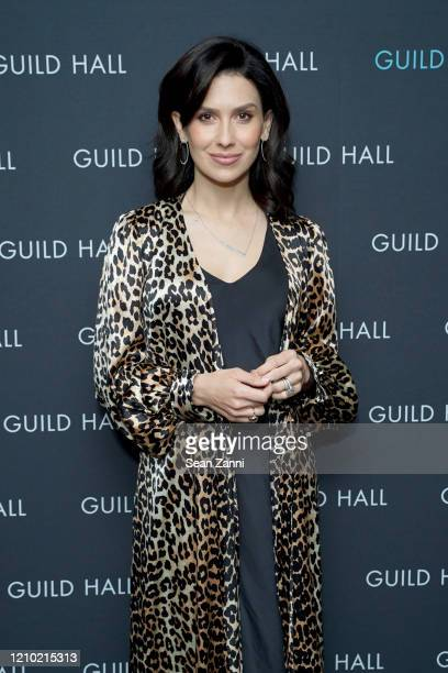 Hilaria Baldwin attends Guild Hall Academy Of The Arts Achievement Awards 2020 at the Rainbow Room on March 03, 2020 in New York City.