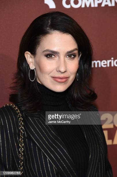 Hilaria Baldwin attends the Roundabout Theater's 2020 Gala at The Ziegfeld Ballroom on March 02, 2020 in New York City.