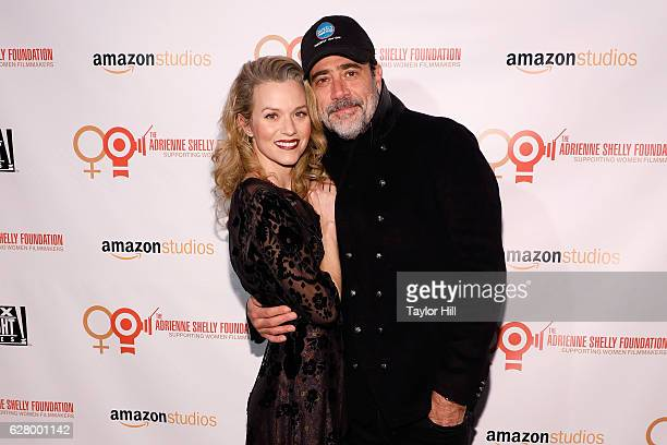 Hilarie Burton and Jeffrey Dean Morgan attend the Adrienne Shelly Foundation 10th Anniversary Gala at The Angel Orensanz Foundation on December 5...