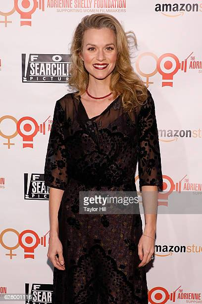 Hilarie Burton attends the Adrienne Shelly Foundation 10th Anniversary Gala at The Angel Orensanz Foundation on December 5 2016 in New York City