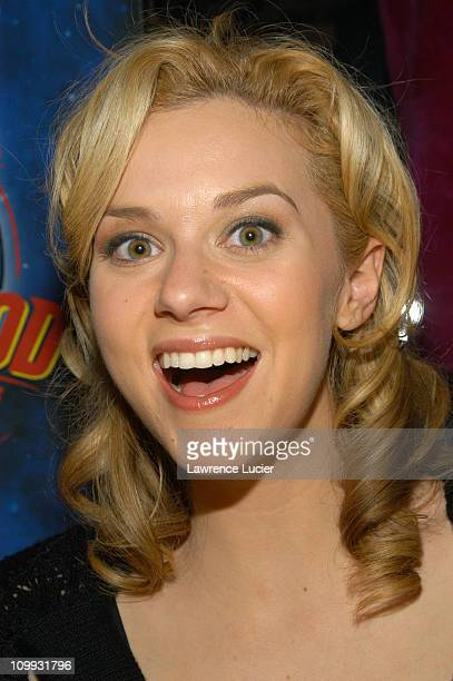 Hilarie Burton during The Cast Of One Tree Hill and Gavin McGraw Appear At Planet Hollwood at Planet Hollywood in New York City New York United States