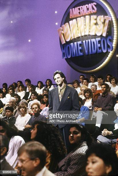 S FUNNIEST HOME VIDEOS 3/5/90 Hilarious events captured by camcorders were viewed by the studio audience and voted as the best for cash prizes Bob...
