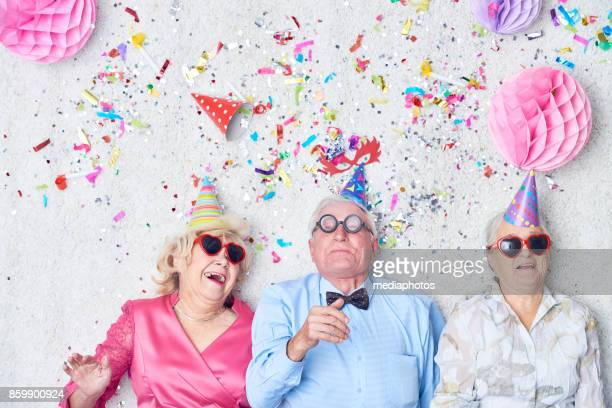 Hilarious party, forever young seniors