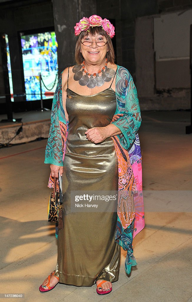Hilary Alexander attends Britain Creates 2012 at Old Selfridges Hotel on June 27, 2012 in London, England.