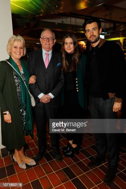 Hilary Amanda Jane, Michael Whitehall, Molly Whitehall and Jack Whitehall attend the National Geographic Documentary Films London Premiere of Free...