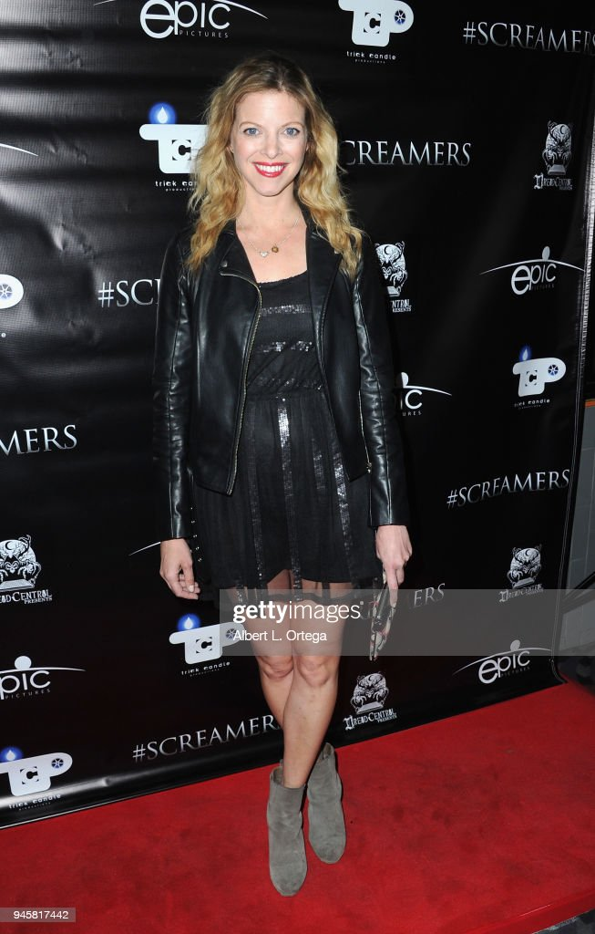 "Epic Pictures' ""#Screamers"" Los Angeles Premiere : News Photo"