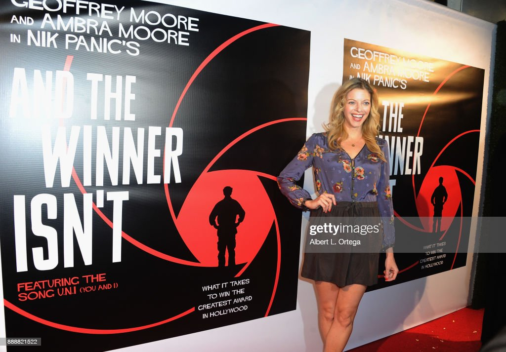 "Premiere Of ""And The Winner Isn't"" - Arrivals : News Photo"