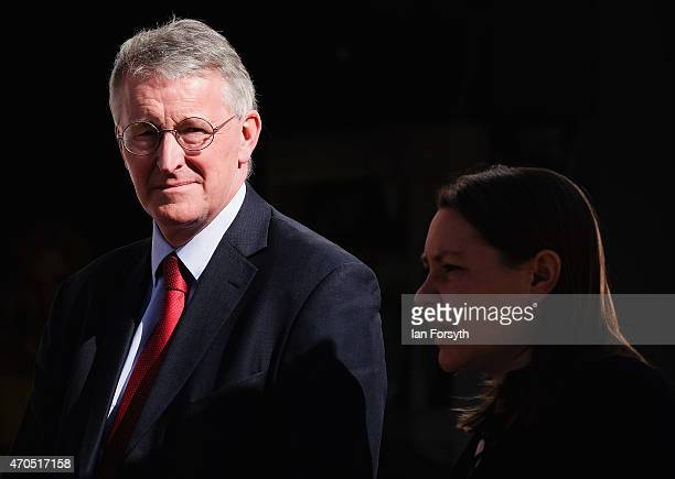 Hilary Benn the Shadow Communities Secretary joins Labour candidate for Redcar Anna Turley on a visit to Westfield Farm a community training and...