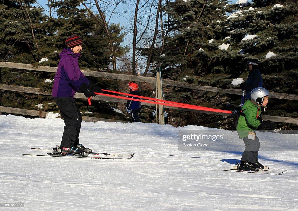 Nashoba, Wachusett Offer Learn To Ski, Ride Deals